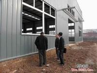 供应喀什阿克陶县轻钢结构大棚厂房生产-设计安装-一体化服务