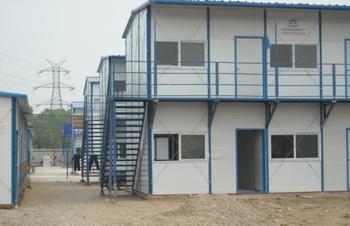 供应喀什市麦盖提县彩钢板房生产-设计安装-一体化服务