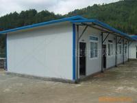 供应克州彩钢板房承包工程