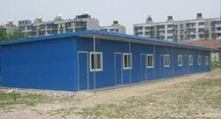 供应喀什市彩钢活动房产品-性能介绍-用途