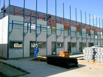 供应喀什市伽师县彩钢板房生产-设计安装-一体化服务