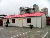 供应喀什市彩钢活动房批发-设计安装-一体化服务