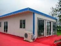 供应喀什市阿克陶县彩钢板房生产-设计安装-一体化服务
