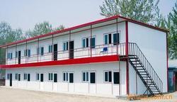 供应克州乌恰县彩钢活动房安装-设计-售后-一体化服务