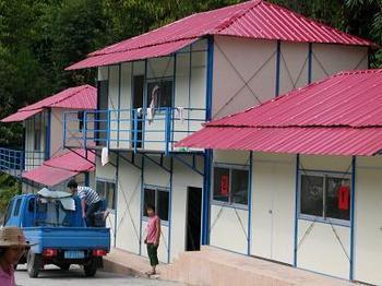 供应喀什彩钢房设计搭建经典彩钢房制作