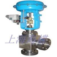 供应ZMA气动薄膜角型高压调节阀 图片 效果图