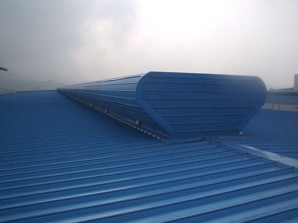 供应3000型自然中脊通风气楼
