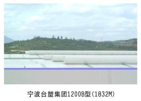 供应浙江中脊1200型通风气楼