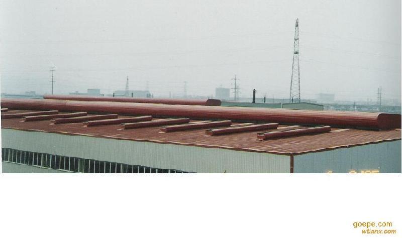 供应2400型中脊自然通风气楼