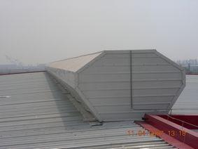 供应2400型中脊电动通风气楼