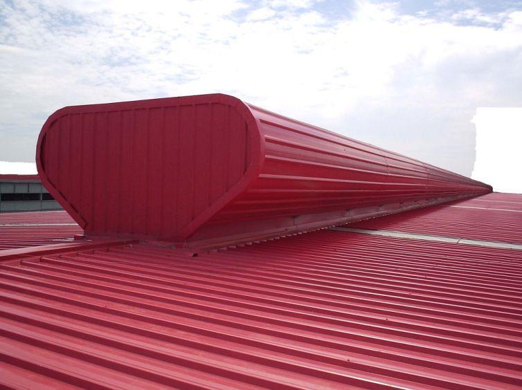 供应3500型中脊自然通风气楼