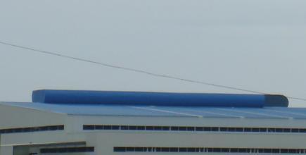 2000型自然通风气楼