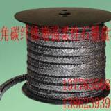 供应四角碳纤维增强柔性石墨盘根