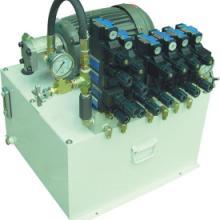 供应液压动力单元-液压系统-液压组合