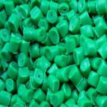 供应PVC再生料绿色电线料
