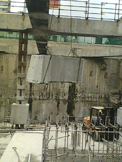 供应建筑物拆除