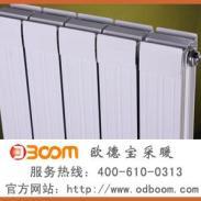 铜铝复合散热器的产品特点图片