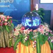 高档仪式字幕水晶启动球图片