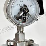 压力表 电接电压力表 隔膜压力表