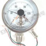 供应耐震电接点双金属温度计 双金属温度计 电接点温度计 耐震温度计