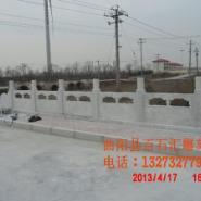 天津石栏杆草白玉栏杆图片