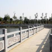 天津草白玉桥栏杆护栏图片