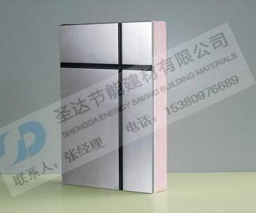 供应氟碳挤塑保温装饰板图片