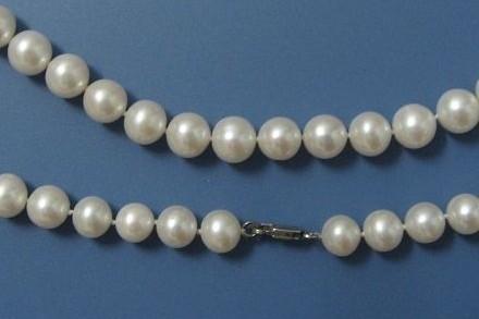 供应上海珍珠项链加工生产