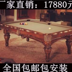 楚州哪家台球桌厂售后服务最好图片