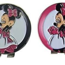迪士尼米老鼠帽夹高尔夫帽夹制作