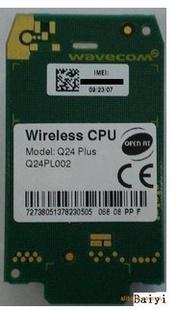 原装正品WAVECOM Q24PLUS001(TCP/IP工业模块