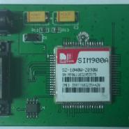 SIM900A模块开发板图片