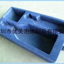 供应高档香水瓶包装盒EVA植绒内衬 EVA衬垫