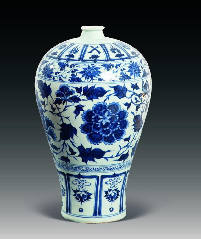 瓷器与陶器