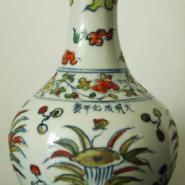 征集鉴定珍稀成化斗彩瓷器古董精品图片