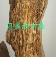 个性人物木雕家具摆件室外木雕图片