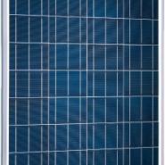 河南太阳能电池板130W图片