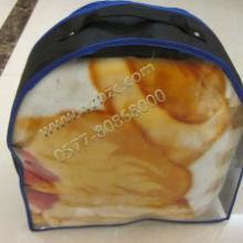 供应无纺布枕头袋pvc钢丝包棉被毛毯包批发