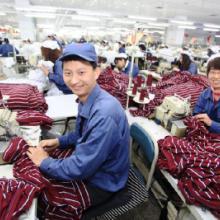 供应出国缝纫工赴美国工作批发