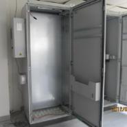 机柜机箱接线图片