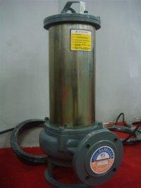 不锈钢自动搅匀排污泵图片