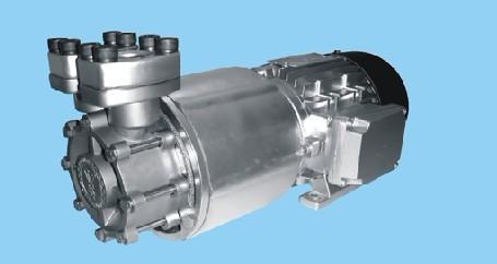 供应磁力以驱动泵