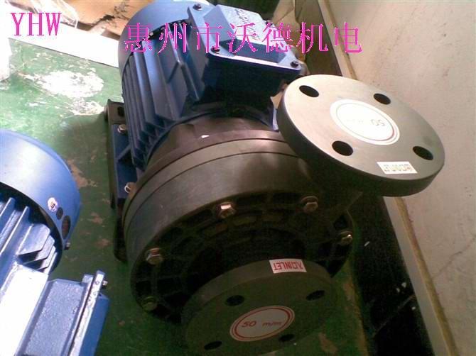 供应无轴封磁力耐酸碱泵  SMF P -40 1 L C