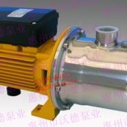 BJZ不锈钢泵图片