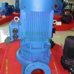 立式空调泵图片