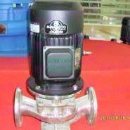 不锈钢卧式管道泵图片