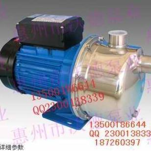 惠州沃德自吸泵图片