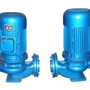 ISG型单级吸管道式离心泵图片