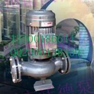 制冷管道泵YLG40-32立式管道泵图片