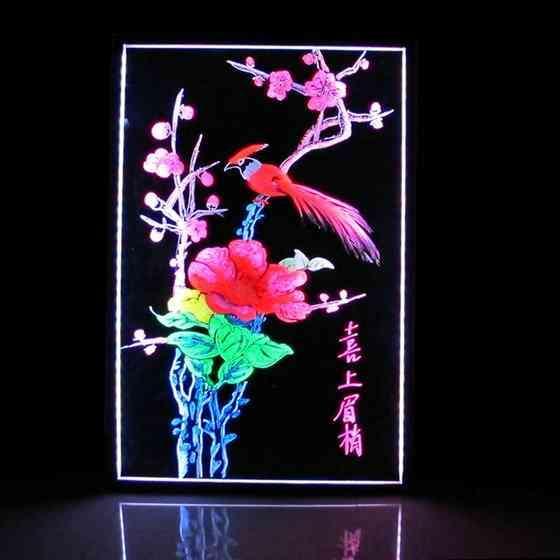 荧光板图案样板图2299 荧光板图案样板图 荧光板图案样板图设计